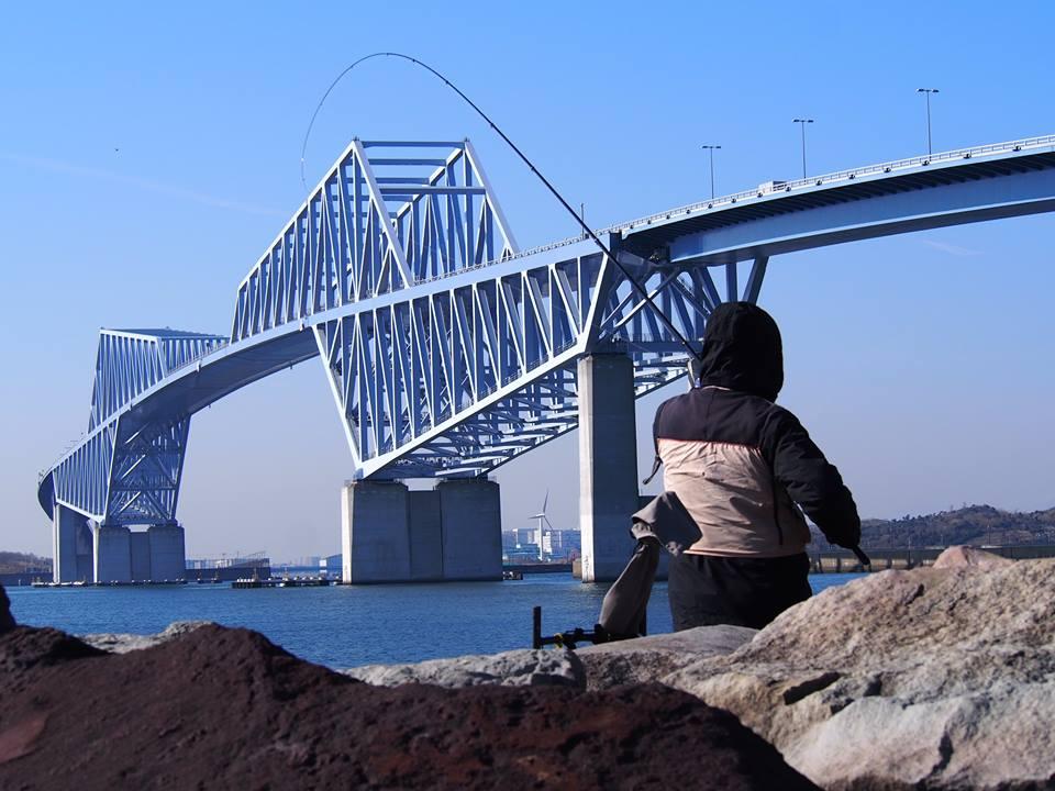 風景(東京ゲートブリッジ)